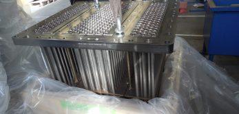 Small Square U-Bundle Heat Exchanger